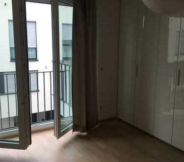 Stilvolle, neuwertige 2-Zimmer-Wohnung mit Balkon, EBK, Stellplatz in Frankfurt am Main