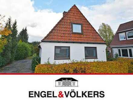 Haus auf begehrtem Grundstück in Habenhausen!