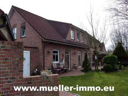 Zwei zusammenstehende Einfamilienhäuser zu einem Preis, in Großefehn. M1803