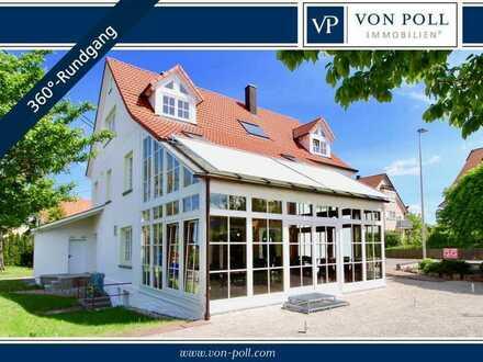 Besonderes Gastronomie-Schmuckstück mit 2 modernen Wohneinheiten in Balingen-Weilstetten