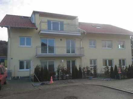 Hochwertig ausgestattete Erdgeschosswohnung mit Einbauküche