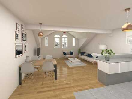 Kapitalanleger aufgepasst! 2-Zimmer-Maisonette mit exklusivem Wohncharakter
