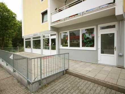 TOP-Lage für Laden/Büro/Praxis in Seefeld-Hechendorf am Pilsensee