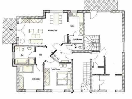 Neuwertiges 3-Zimmer Wohnjuwel in 1A-Lage in ruhiger Südlage in Lorsch
