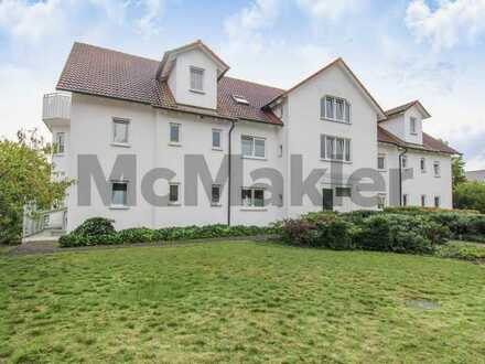 Wertsteigerungspotenzial: Bewohnte 2-Zi.-ETW in bester Wohnlage vor den Toren Potsdams