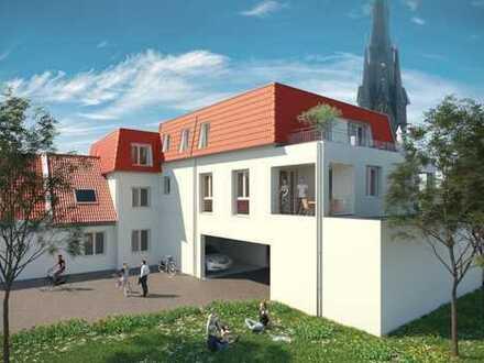 Schicke 2-Zimmer-Balkonwohnung im Ortskern | Beratungstermine gerne nach Vereinbarung!