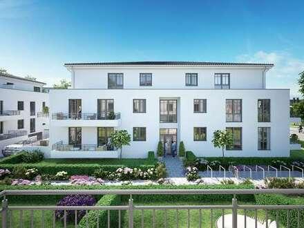 Stadtvillen Habenhausen - Helle und gut geschnittene Wohnung