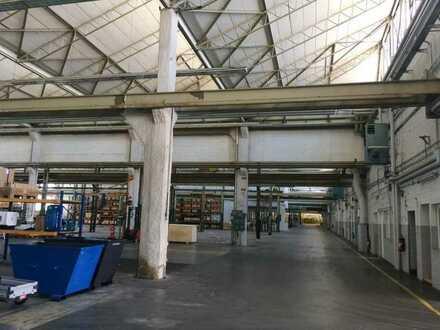 Hallenfläche, optional mit Büroflächen - HR 3869/1
