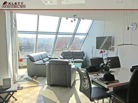 Im Zentrum: Moderne, ansprechende 3-Zimmer-Wohnung mit gehobener Ausstattung, Aufzug und TG-Stpl.