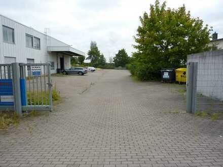 2.000 m² Lagerfläche im Gewerbegebiet Zwenkau