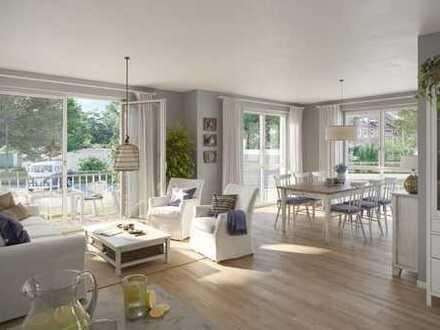 Barrierefreie 2-Zimmer-Wohnung mit Balkon in Fehmarn!