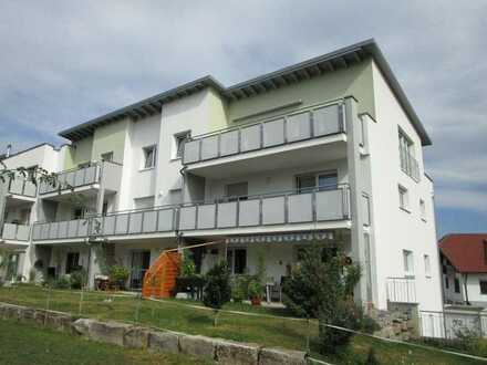 Barrierefreie Wohnung im Zentrum von Bühlertann...