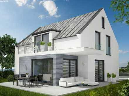 Ausbauhaus! Einfamilienhaus KfW55 in Rumeln-Kaldenhausen - Grundriss individuell anpassbar