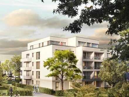 Clever geschnittene 3-Zi-Wohnung am Klostergarten Mainz-Hartenberg mit tollem Blick ins Grüne!