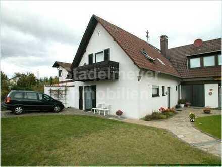 Kleine Doppelhaushälfte in angenehmer Wohnlage von Dackenheim gelegen