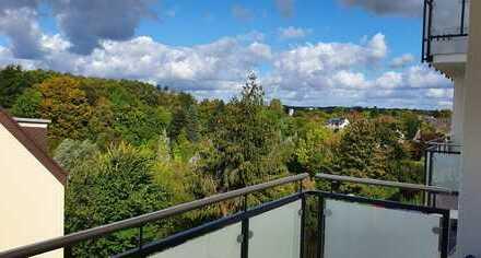 Neubau Erstbezug mit Balkon: stilvolle 3-Zimmer-Wohnung in Dortmund Nähe Phönixsee