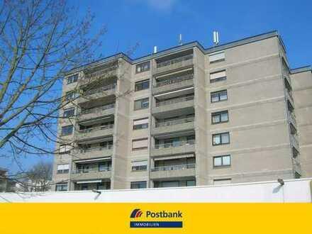 Vermietete 3 Zimmer-Eigentumswohnung in gepflegter Wohnanlage in Dutum