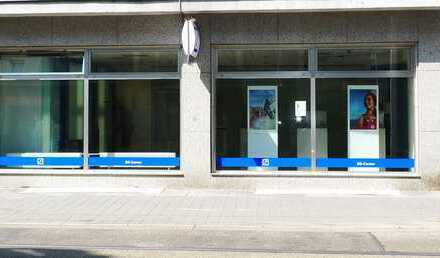 1 A Lage im Herzen von Wanne-Eickel! Großes Ladenlokal mit zusätzlicher Nutzfläche