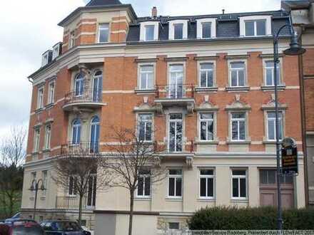 Top saniert 3-Raumwohnung mit 2 Balkone