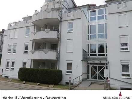 Bühlertal: Single-Wohnung 42,5 m², Tiefgarage.Terrasse, auch Renditeobjekt