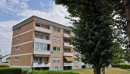 Gut geschnittene, renovierte 3,5 ZKB Wohnung