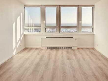 Sensationell: Große 2-Zimmer-Wohnung mit überwältigendem Panoramablick!