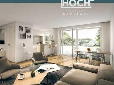 """""""HOCH3"""" , Elegantes wohnen in Breisach: Ihre neue 2-bis 4 Zimmer-Wohnung von 62 bis 134 qm!"""