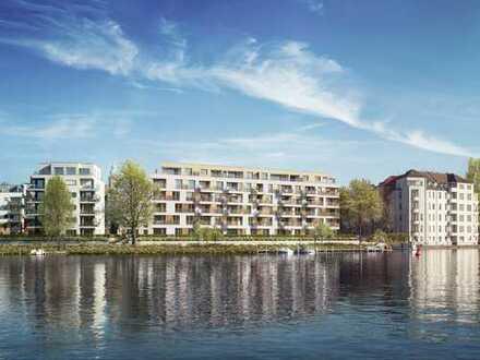 Zukunftssicher! Sonnige 3-Zi.-Wohnung mit Blick weit über das Wasser und bis zur Altstadt