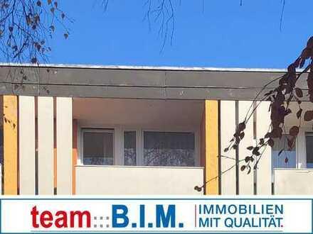 team:::B.I.M.   Dachgeschoss, hell + sonnig, Süd-Loggia, Nähe Bahnhof, Garage