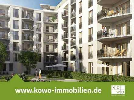 EXKLUSIVER NEUBAU IN CONNEWITZ: 5-Zimmer-Maisonettewohnung im 4./5. Obergeschoss mit 3 Balkonen