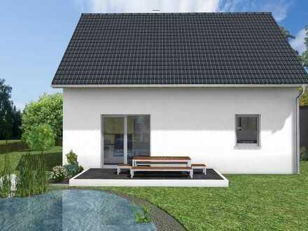 + Traumhaus bauen + Grundstück dazu +