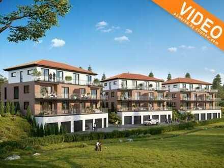 Wohnen am Mühlenbach! Neubauwohnungen im Herzen von Brochterbeck