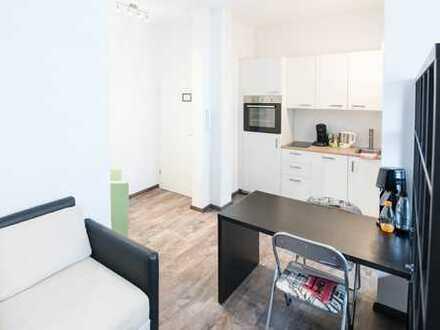 -RESERVIERT- 1-Zimmer-Apartment mit 27,78 m² Wohnfläche in gesuchter Innenstadtlage von Aalen