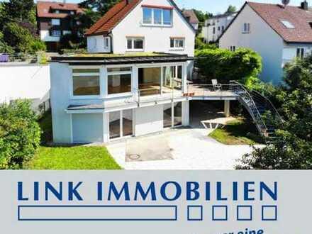 Familiendomizil in bester Aussichtslage von Rüdern mit 180° Panoramafernsicht***