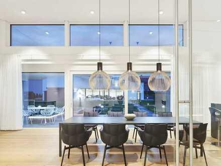 Designer-Wohnung 2.OG Nr. 9 // Luxus-Loft mit großem Sunlook-Balkon
