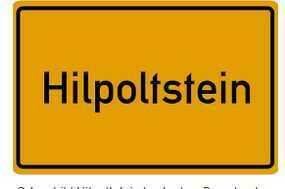 Schönes großes Baugrundstück in 91161 Hilpoltstein mit guter Anbindung nach Nürnberg und Ingolstadt