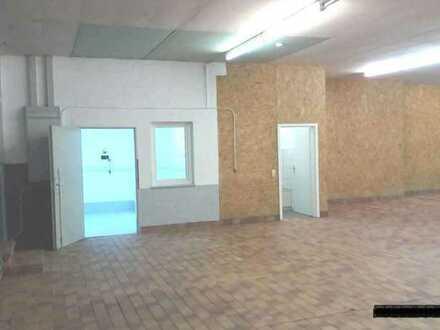 Halle direkt in Müllheim, ab sofort! Mit Büro und Duschbad.