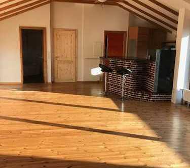 2-Zimmer-DG-Wohnung mit Balkon und Einbauküche in Greven-Gimbte