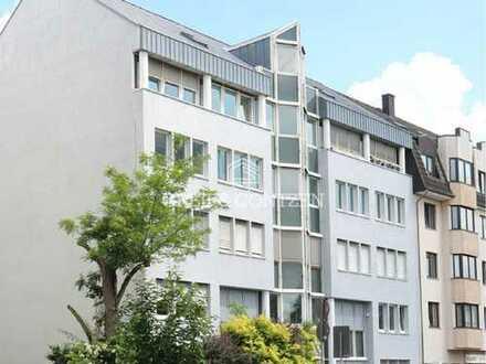 Büroflächen mit guter Verkehrsanbindung im Kölner Süden
