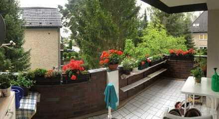 *** Charmante ruhig gelegene Wohnung mit idyllischem Balkon***