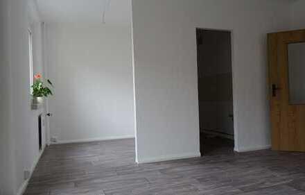 Sanierte 1-Raum-Wohnung mit Balkon!