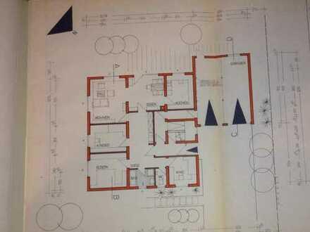 Gepflegte 5-Zimmer-EG-Wohnung mit Terrasse in Ellwangen
