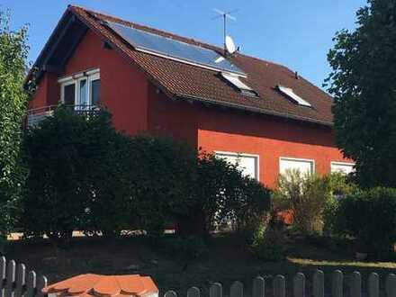 Gepflegte Doppelhaushälfte in Pfahlbronn
