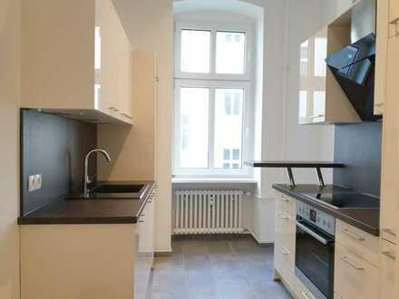 Erste Nutzung nach Vollsanierung - 2-Zimmer-Wohnung in City West