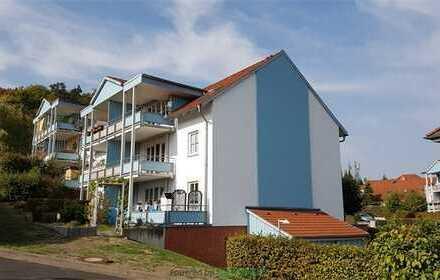 Gemütliche stadtnahe 3-Raumwohnung mit Balkon und EBK zu vermieten