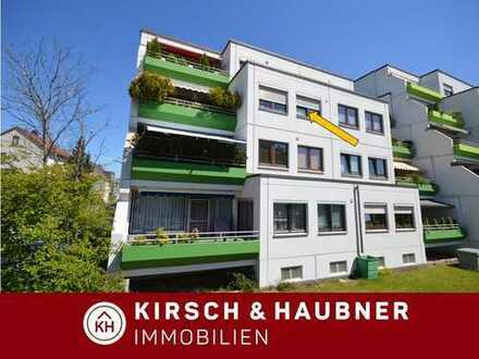Wohnen & Leben im Stadtzentrum! Gepflegte 3 1/2-Zimmer-Terrassenwohnung, Neumarkt - Zimmererstr...