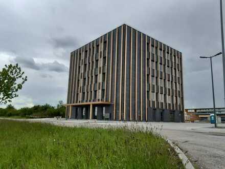 Büroetage in 4.OG nachhaltige ökol. Holz- Betonhybridbauweise