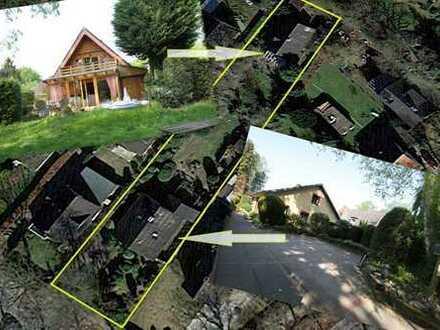 Einmalige (!) Möglichkeit in Bestlage (Struhbarg) Bargteheides! 1.560m² top Grundstück mit 2x EFH!