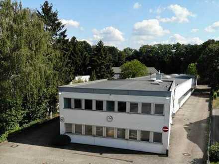 1300qm Gewerbehalle + Bürogebäude (400qm) in Solingen Landwehr