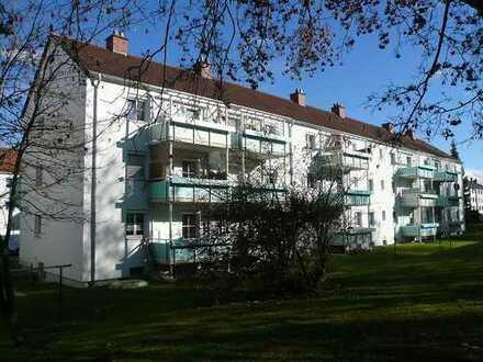 Große 2-Zimmerwohnung mit Balkon